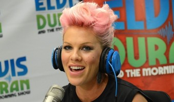 Pink Says If She Wasn't Planning Her Upcoming Tour, She'd Be Probably Be Pregnant Again