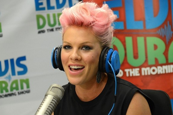 Pink Says If She Wasn&#8217;t Planning Her Upcoming Tour, She&#8217;d Be Probably Be Pregnant Again