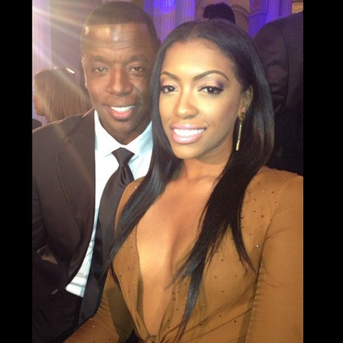Kordell Stewart Files For Divorce From RHOA Star Porsha Williams