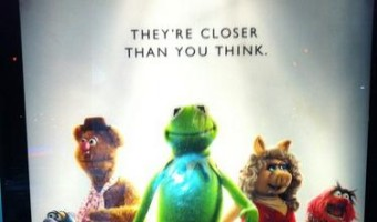 'The Muppets' 2011 Movie Poster Has Arrived