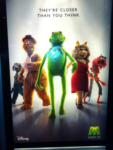 &#8216;The Muppets&#8217; 2011 Movie Poster Has Arrived