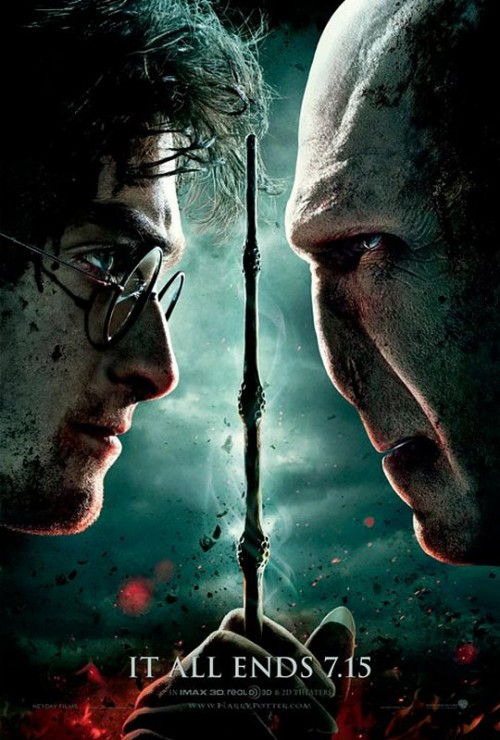 WATCH: Harry Potter and the Dealthy Hallows Part 2 Official Trailer