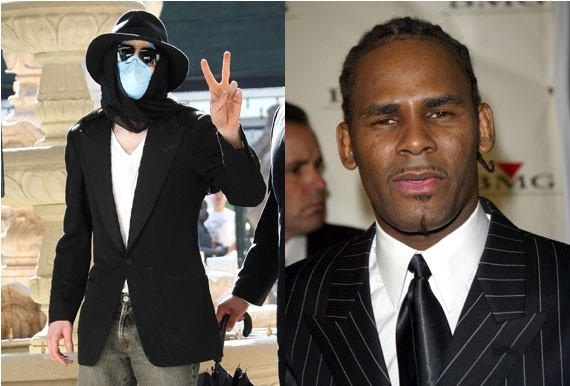 R Kelly: I Started Crying The First Time I Met Michael Jackson