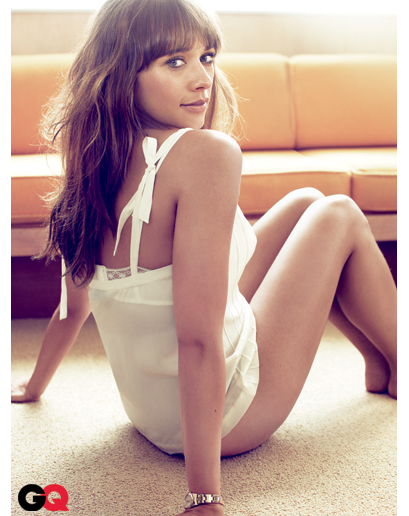 PHOTOS: Rashida Jones is HOT For GQ – June 2011