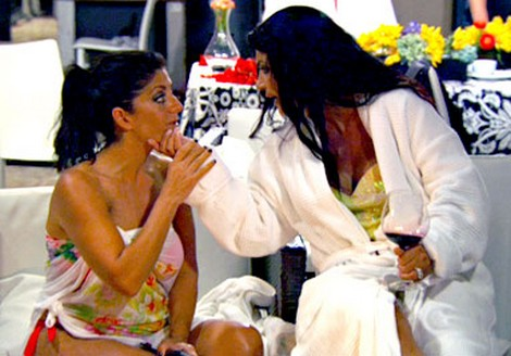 The Real Housewives of New Jersey Recap:  Season 4 Episode 17, 8/26/12