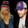 Rihanna Has Been Dating Ashton Kutcher For 2 Months!