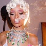 Rihanna's Nipples and Butt On Display in these Instagram Photos: Pour It Up!