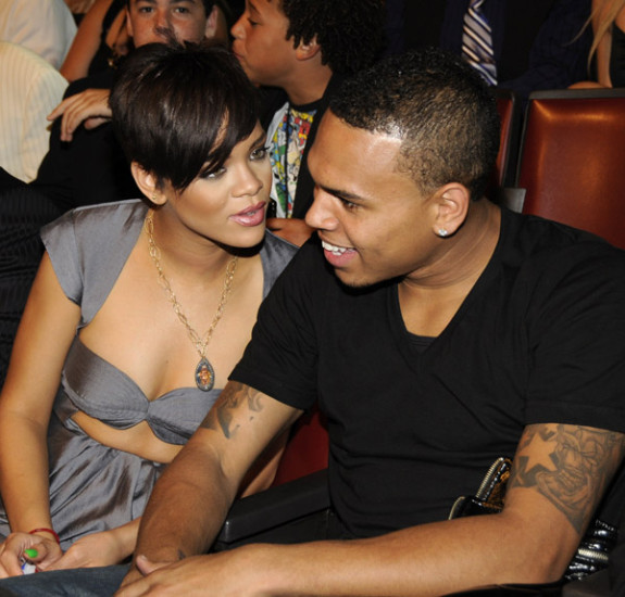 Chris Brown Denies Flying Out To France To Rekindle His Love For Rihanna