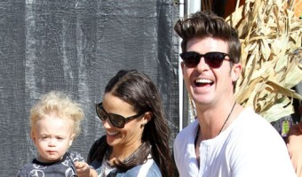 Robin Thicke Hooks Up With Five Women In One Single Night – Report