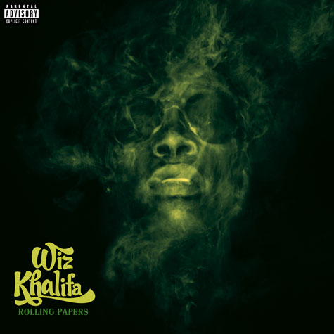 Rolling Papers - Wiz Khalifa Cover
