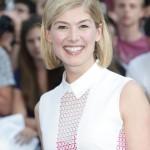 Rosamund Pike Confirmed To Star In David Fincher's Gone Girl Opposite Ben Affleck