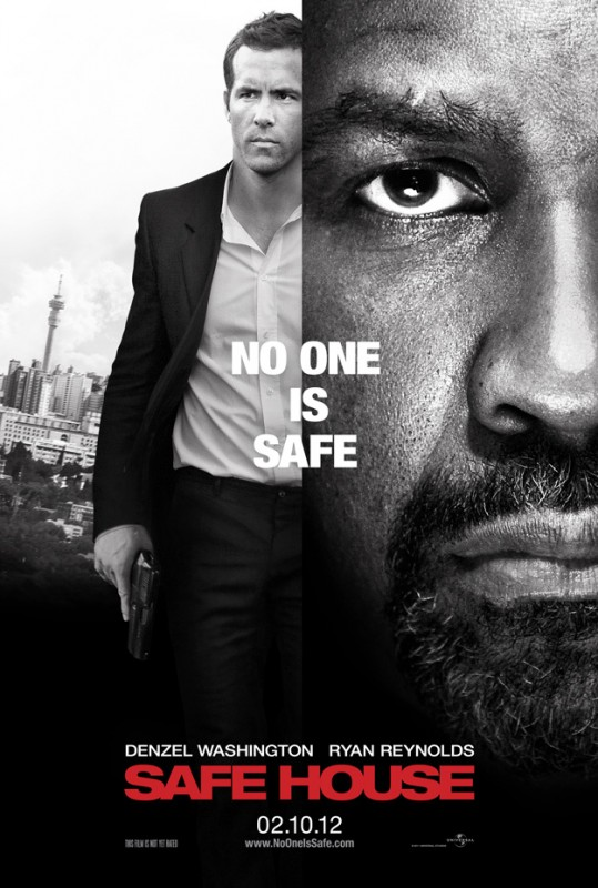 New Poster - Safe House