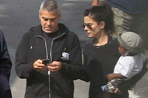 sandra-bullock-and-george-clooney