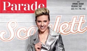 Scarlett Johansson Insulting Ryan Reynolds In New Parade Interview?