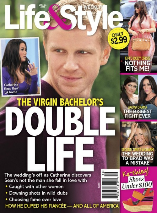 The Bachelor Sean Lowe Is Leading A Double Life