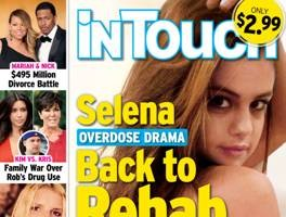Selena Gomez's Family Rallies To Send Her to Rehab After Overdose