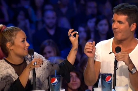 'She's A Disney Girl Gone Bad': Simon Cowell Says Hiring Demi Lovato For X Factor Was Just At The Right Time
