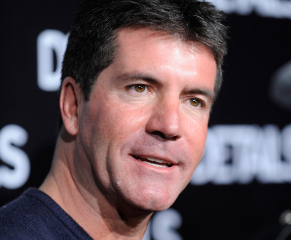Simon Cowell: 'I'm Too Old To Have Children'