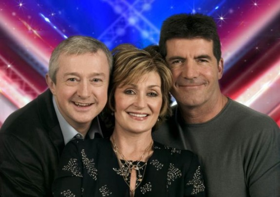 Simon Cowell Calls Louis Walsh To Take His Spot On X Factor Due To An Emergency