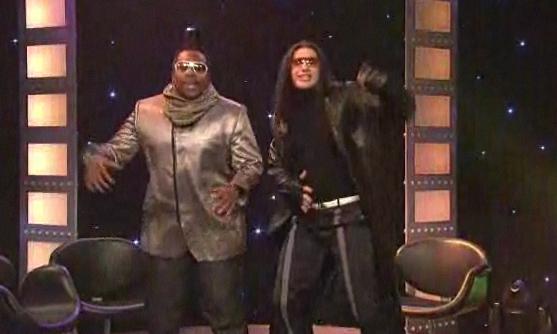 Black Eyed Peas SNL Spoof