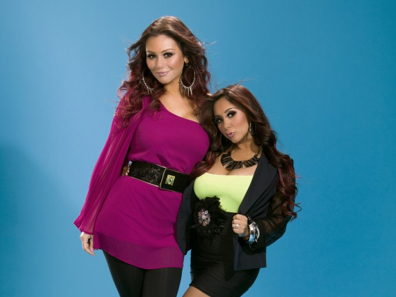 Jersey Shore's JWoww To Film Snooki's Birth: 'I've Seen Her Bent Over In So Many Ways'