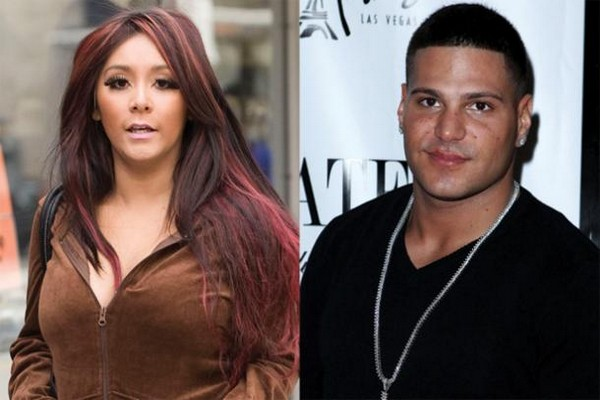 Snooki and Ronnie