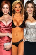 10 Voluptuous Vixens In Hollywood