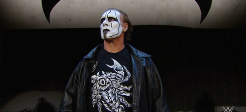 sting, survivor series wwe
