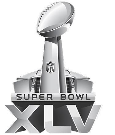 Super Bowl XLV 2011 Logo
