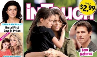 Katie Holmes And Tom Cruise To Fight Over Suri's Custody?