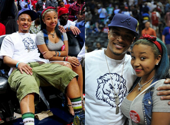 T.I Goes Off On Boy Who Disrespected His Daughter On Twitter