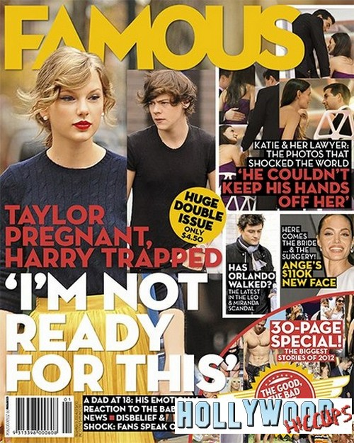(Not So) Good Girl Taylor Swift is Pregnant!