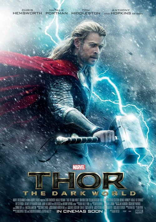Official Trailer For 'Thor: The Dark World' WATCH HERE!