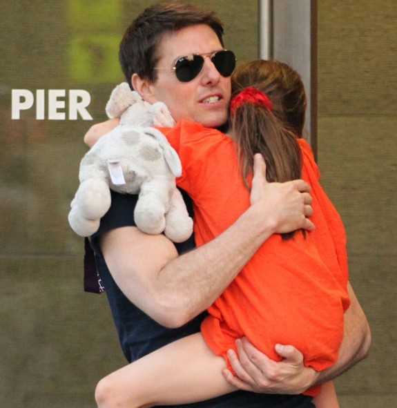 Tom Cruise Moving To New York To Be With Suri Cruise