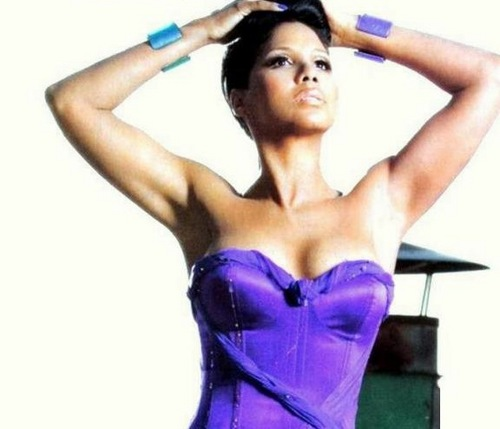 Do You Want Toni Braxton to Pose For Playboy?