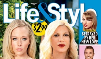 Tori Spelling Pregnant With Her Fifth Baby By Dean McDermott?