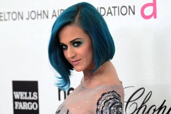 Katy Perry Avoids Russell Brand As She Quickly Makes Her Way Out Of Nightclub