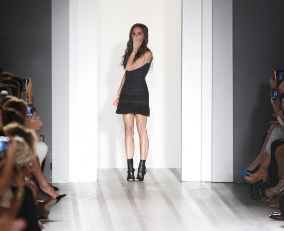 Victoria Beckham's 'Overwhelming' Clothing Line Named Most-Popular At New York Fashion Week