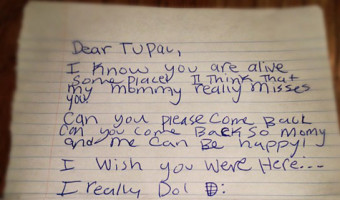 Willow Smith Writes Shocking Letter To Tupac: 'Come Back So Mommy Can Be Happy'