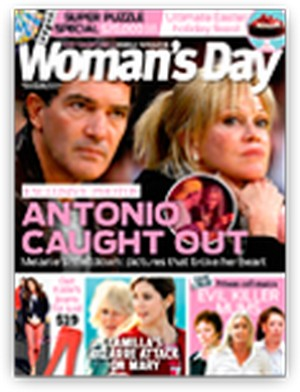 Antonio Banderas Cheats On Melanie Griffith And It's Caught On Video (Phot