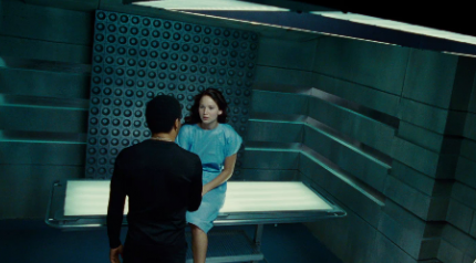 New 'Hunger Games' Trailer Highlights Scene Between Katniss And Cinna--Watch Here (Video)!
