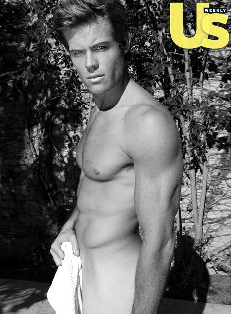 Trevor Donovan  Naked