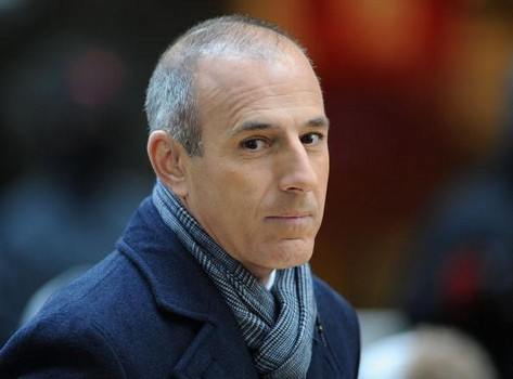 Matt Lauer Is Being Abused By Fans