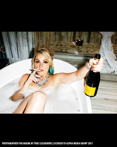 Abby Elliott – Maxim Photos – 3