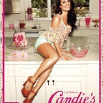 Photos: Lea Michele Takes Over Candies