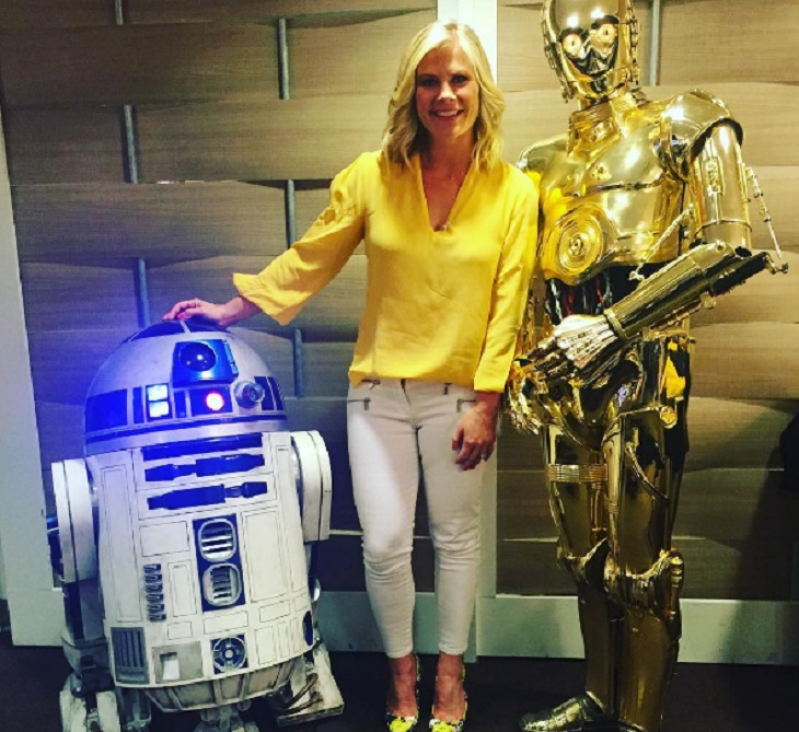 'May The 4th Be With You Day': How did 'B&B' Pierson Fode 'GH' Nicolas Bechtel and 'DOOL' Alison Sweeney Celebrate?