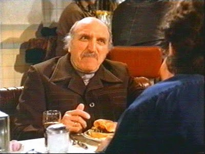 Uncle Leo – Seinfeld – Len Lesser