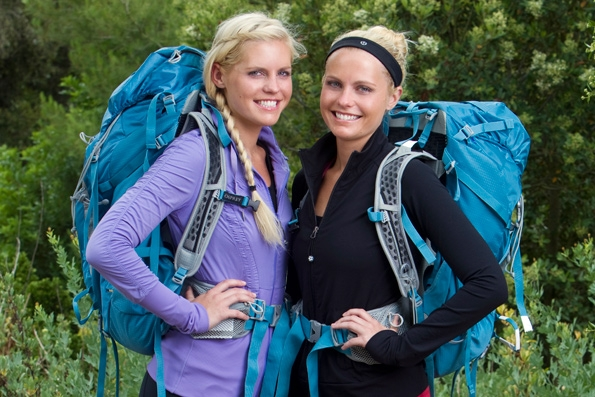 The Amazing Race Season 19 Cast Photos - Liz and Marie ...