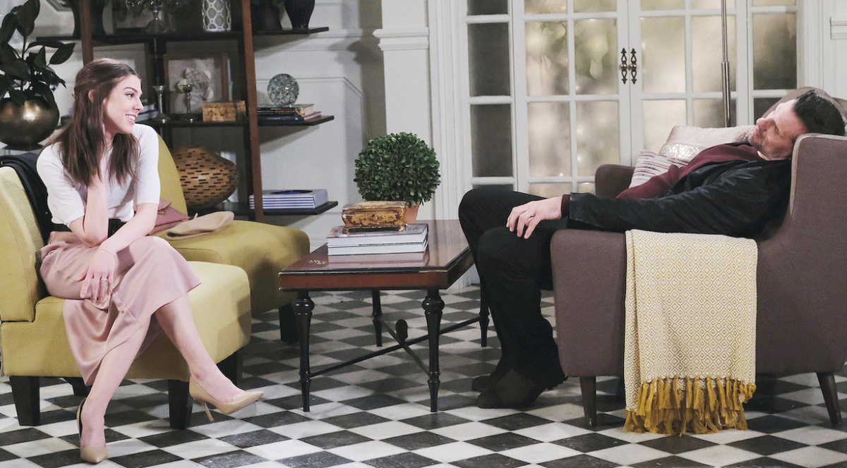 Days Of Our Lives Spoilers Austin Follows Abigail And Chad Back To Salem Hollywood Hiccups