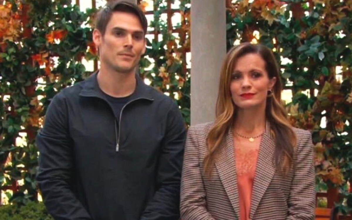 Young And The Restless Rumors Will Chelsea Reunite With Adam For Connor S Sake Hollywood Hiccups